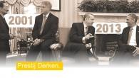 Ecevit Clinton görüşmesi ve Erdoğan Obama görüşmesi
