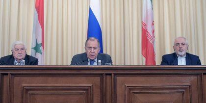 Lavrov ABD yi saldırı konusunda uyardı