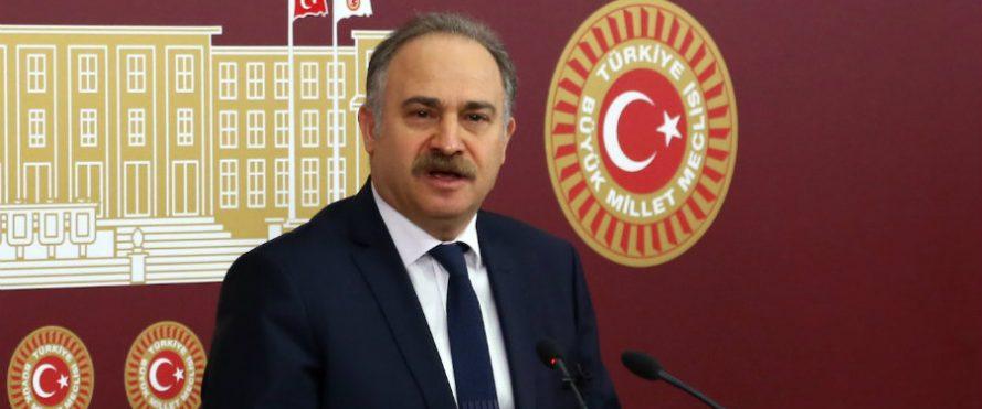 CHP'den AKP li Mahir Ünal'a cevap